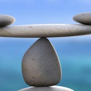 Image of balanced rocks